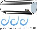 空调冷却冷却器 42372101