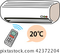 Air conditioning heating 42372204