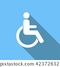 disabled vector 42372632