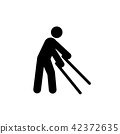 disabled vector 42372635