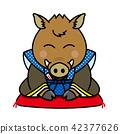 野猪 十二生肖 野猪出没的迹象 42377626