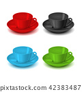 colorful, collection, set 42383487