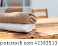 ผ้าเช็ดตัว,โต๊ะ,วิถีชีวิต 42383513