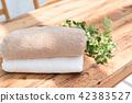 ผ้าเช็ดตัว,ซักผ้า,ซักรีด 42383527