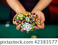 賭場籌碼 42383577