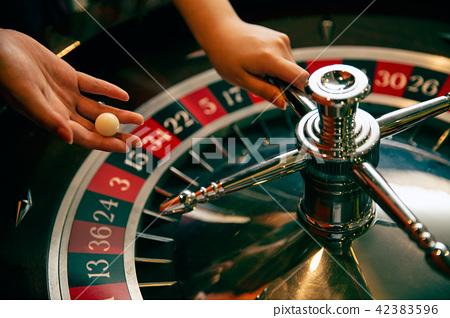 賭場輪盤賭 42383596