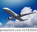 air, plane, Passenger 42383600