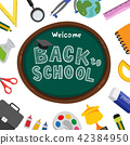 back to school vector design 42384950