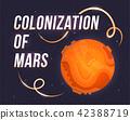 mars, colonization, poster 42388719