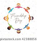 friendship friend day 42388856
