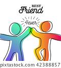 friend day friendship 42388857