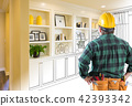 Contractor Facing Custom Built-in Shelves and Cabinets Design Dr 42393342