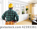Contractor Facing Custom Built-in Shelves and Cabinets Design Dr 42393361