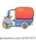 tuk, car, vehicle 42397473