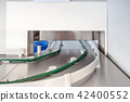 clear conveyor belt in the kitchen 42400552