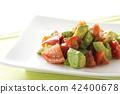 아보카도와 토마토 샐러드 2 42400678