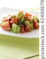 아보카도와 토마토 샐러드 3 42400679