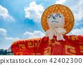 稻草人 有名無實的領袖 藍天 42402300