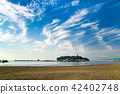 enoshima, katase, shore 42402748