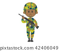 伪装齿轮 士兵 军人 42406049