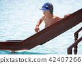 pool slide child 42407266