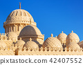 Beautiful architecture of Mosque in Egypt 42407552