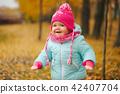 autumn, girl, fall 42407704