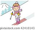 스키 스키장 42410143