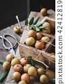 清新 新鲜 水果 42412819