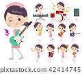 女生 女孩 女性 42414745