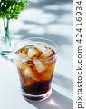 아이스 커피 42416934