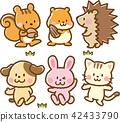 動物材料套裝2(寵物) 42433790