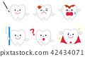 ฟัน,เสื่อมสภาพ,แปรงสีฟัน 42434071