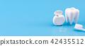Dental concept healthy equipment  tools dental  42435512