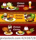 german food drink 42436728
