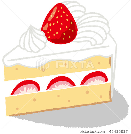 Strawberry shortcake 42436837