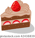 cake, cakes, pastry 42436839