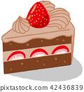 เค้กช็อกโกแลต 42436839