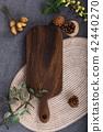 친환경 음식이 연상되는 주방 이미지 42440270