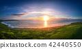 Kenting, sunrise, sun 42440550
