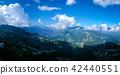 taiwan, bird's eye view, aerial view 42440551