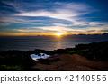 Kenting, sunrise, sun 42440556