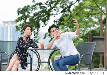 Online-Dating-Aufruf zu Aktionsbeispielen