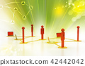 3d, network, media 42442042