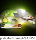 3d, 3차원, 핸드폰 42442051