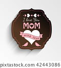 Mothers day theme 42443086