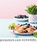 Dutch mini pancakes 42444081