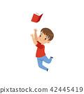 矢量 矢量图 书籍 42445419