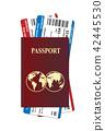 international,passport,travel 42445530