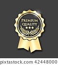 premium, award, ribbon 42448000